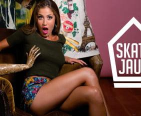 Camila Poli, la skater sexy y fatal