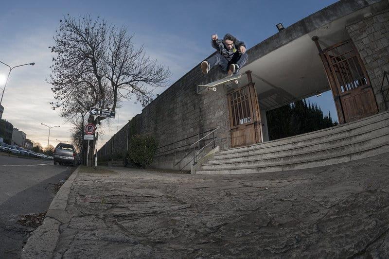 Mar Del Plata Cuna De Los Mejores Skaters