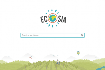 Plantá árboles mientras buscás en Internet