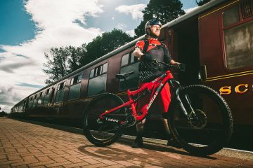 Danny MacAskill Wee Day Out portrait