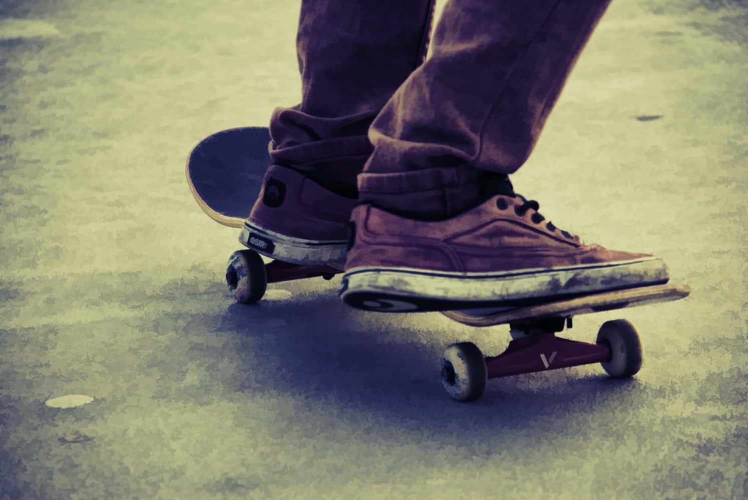Luego de 24 años el skate se volvió legal en una ciudad de ...